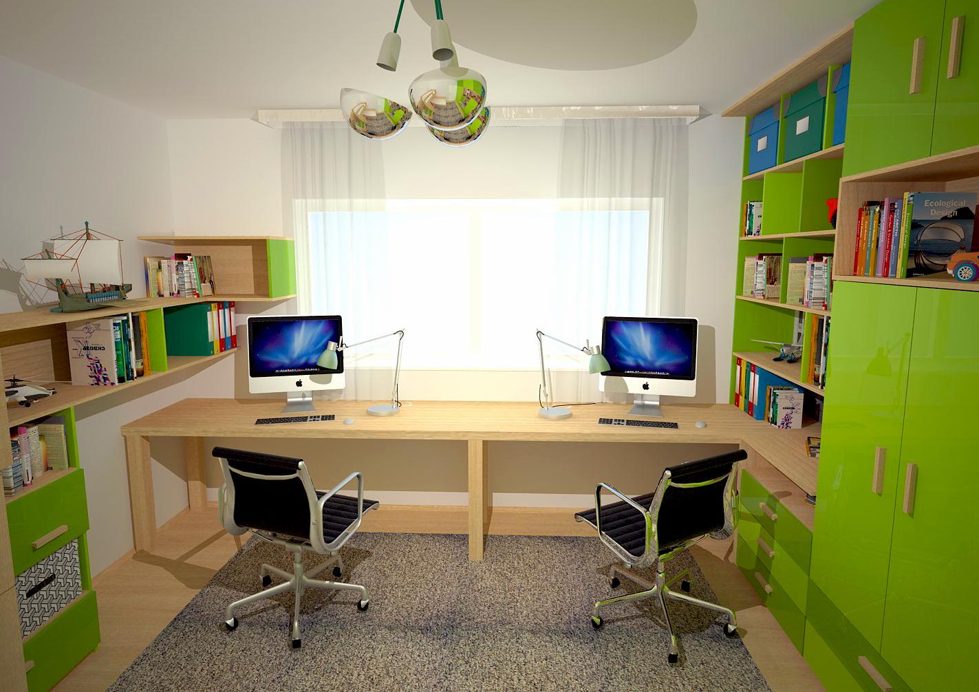 Interiérový dizajn detská izba